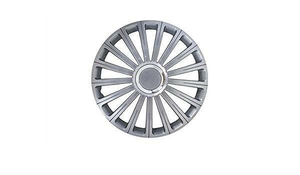 Radkappen Satz 14 Zoll Radical Silber Von Petex 1350 2245 Radzierblenden Radblenden Felgendeckel Raddeckel Stahlfelge Auto