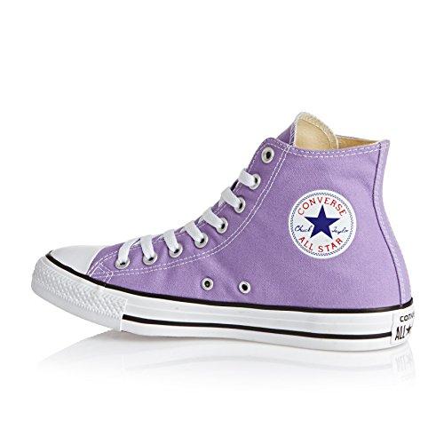 Converse All Star Prem Salut Warhol, Sneakers Stringate Violet Uomo