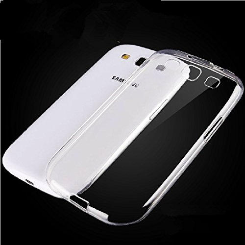 JM Soft Silicone Jelly Transparent Crystal Clear Case Soft Back Case Cover for Samsung I9300i Galaxy S3 Neo  available at amazon for Rs.159
