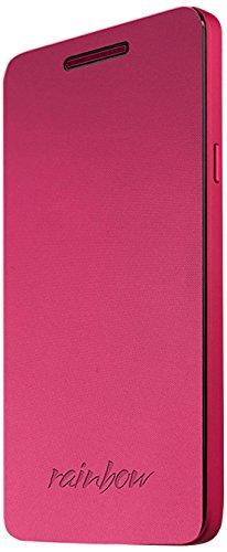 Wiko 92241 Flip Cover für Rainbow pink