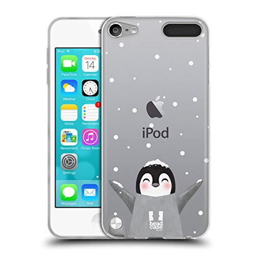Head Case Designs Kind Pinguin Kollektion Soft Gel Hülle für Apple iPod Touch 5G 5th Gen (Case 5 Gel Touch Ipod)
