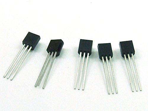 Stk./pcs. 5 x TMP 36 Temperatursensor Temperatur Sensor ARDUINO #A769