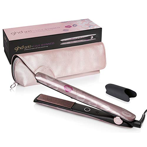 ghd Gold Limited Edition By Lulu Guiness Pink Styler UK