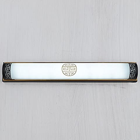 Nordic semplice moderna LED specchio frontale luci