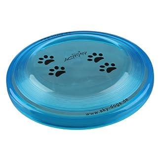 Trixie Dog Activity Dog Disc Bite-Proof, 23 cm- Random 7