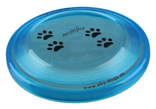 Trixie Dog Activity Dog Disc Bite-Proof, 23 cm- Random 1