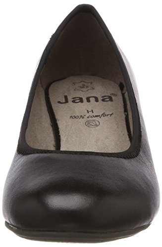 Jana Damen 22303 Pumps Schwarz (black Nappa)