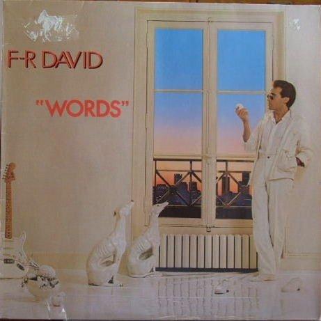 F.R. David - Words - Carrere - 2934 153