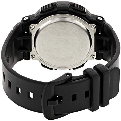Baby-G Damen Analog-Digital Quarz Uhr mit Harz Armband BGA-250-1AER