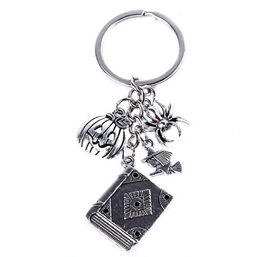 lüsselanhänger Hexe klein Anhänger Schlüsselanhänger Persönlichkeit Geschenk ()
