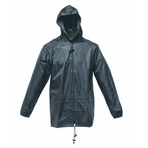 Regatta Professional Mens Stormbreak Lightweight Waterproof Jacket Dark Olive
