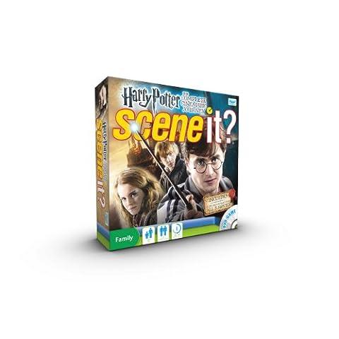 Harry Potter La Scène Journey Complete Cinematic It Game DVD