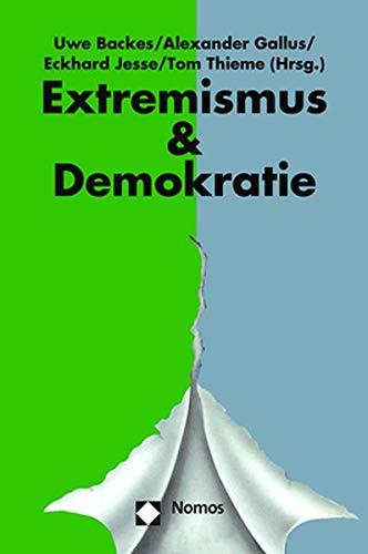 Jahrbuch Extremismus & Demokratie (E & D): 30. Jahrgang 2018