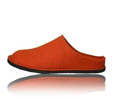 """Universal soft 311010 porte-échelle basculable mixte adulte chaussure """"pantoufle"""" - 32 (rouille - 243/eU 36"""