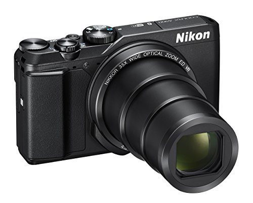 Galleria fotografica Nikon Coolpix A900 Fotocamera Digitale Compatta, 20,3 Megapixel, Zoom 35X, VR, Filmati 4K UHD, Bluetooth, Wi-Fi, Nero [Nital Card: 4 Anni di Garanzia]