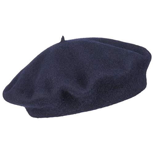 Baskenmütze (63 cm - blau) ()