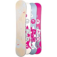 FTWO DAMEN FREESTYLE SNOWBOARD WHITEDECK 2017 ~ 143 CM ~ ROCKER