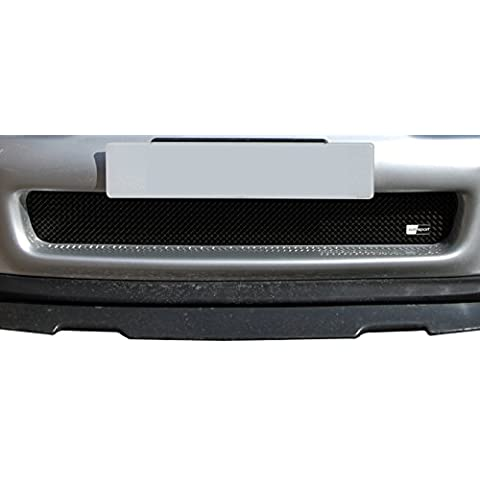 Toyota Supra Mark IV Lower Centre Grille - Black finish (1993 to 1998 )