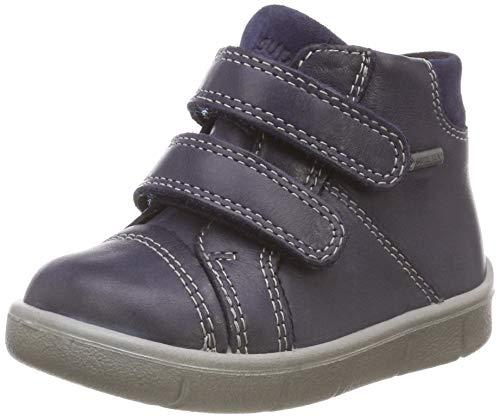 Superfit Baby Jungen Ulli_800423 Gore-Tex Sneaker, Blau, 24 EU