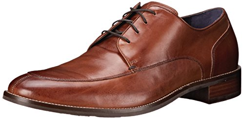 Cole Haan Men's Lenox Hill Split Oxford,British Tan,9.5 W US (Lenox Oxford)