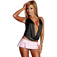 Electric Lingerie Women's Vest Top Black black