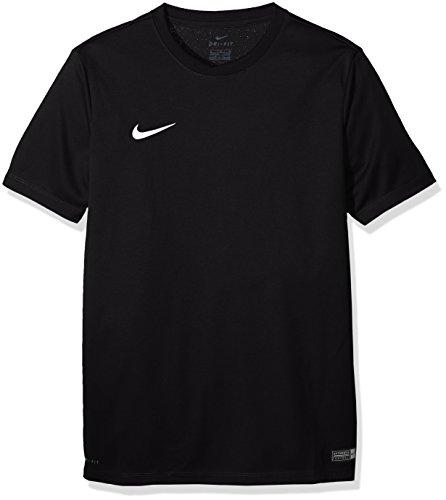 Nike Ss Yth Park VI Jsy-T-Shirt, da ragazzo, Bambino, nero / bianco, S