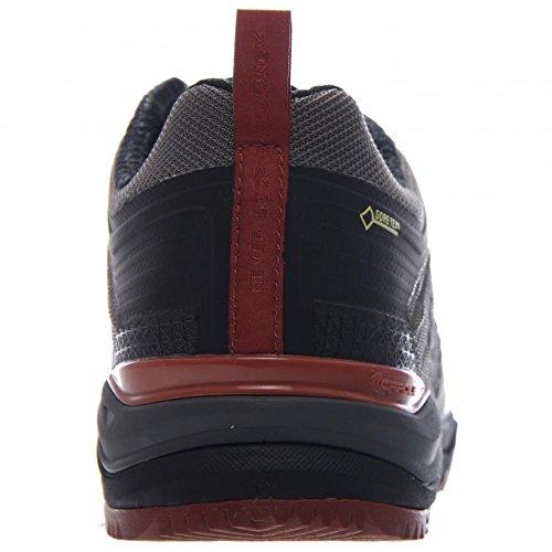 The North Face M Ultra Fastpack II Gtx, Chaussures de Randonnée Homme Gris (gris goéland foncé / épices arabes)