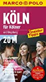 Image of MARCO POLO Stadtführer Köln für Kölner 2011