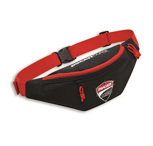 Preisvergleich Produktbild Ducati Corse Sketch Hüfttasche Bauchtasche