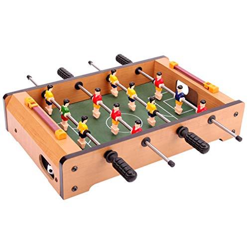 Tischkicker Spielzeugfußballmaschine Interaktiver Multiplayer-Spielzeugtisch Puzzle-Spieltisch Für Kinder Interaktives Spielzeug Für Eltern Kind Intellektuelles Entwicklungsspielzeug Für Jungen Bestes