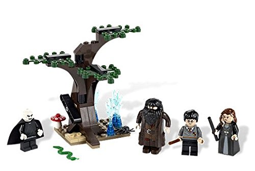 LEGO Harry Potter - 4865 - Jeu de Construction - La Forêt Interdite