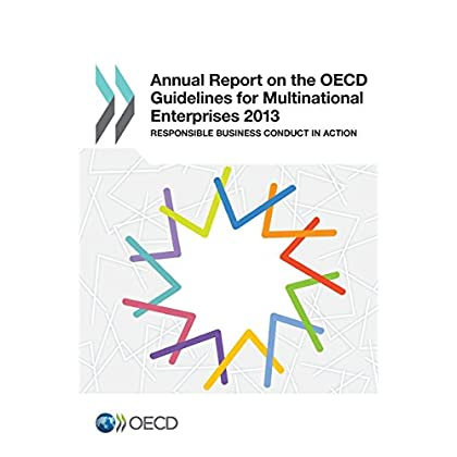 Annual report on the OECD guidelines for multinational entreprises 2013