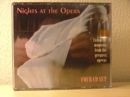 NIGHTS AT THE OPERA - 4 CD SET