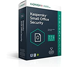 Kaspersky - Small Office Security V5 1 año Español 11 Licencias (Android)