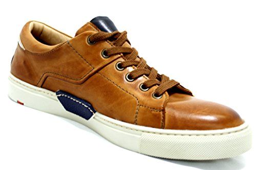 Lloyd Adamson, Chaussures Plates Pour Hommes Braun (whisky / Atlantic / Titan)