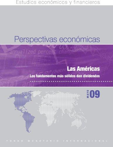 Regional Economic Outlook, May 2009: Western Hemisphere - Stronger Fundamentals Pay Off por International Monetary Fund