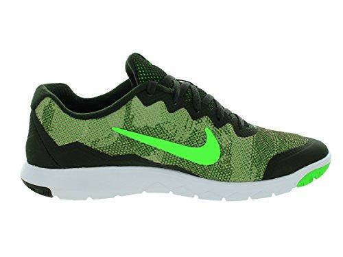 Nike Flex Experience Rn 4 Prem, Scarpe sportive, Uomo Verde