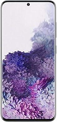 SAMSUNG Galaxy S20 Dual SIM 128GB 8GB RAM 4G LTE (UAE Version) - Cosmic Gray - 1 year local brand warranty