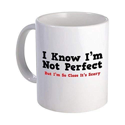 Sorry I'm Late Gift Idea Unique Gift Mug Father's Day Gift Funny Coffee Mug 11 Oz