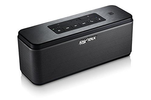 sharkk-wave-25w-bluetooth-speaker-with-advanced-maxxbass-technology-and-6600mah-battery-powerbank-wi