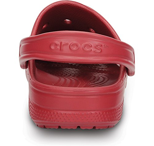 Crocs-Feat. Sway and King Tet-Mixte, per adulti, colore: rosso Rosso (rosso)