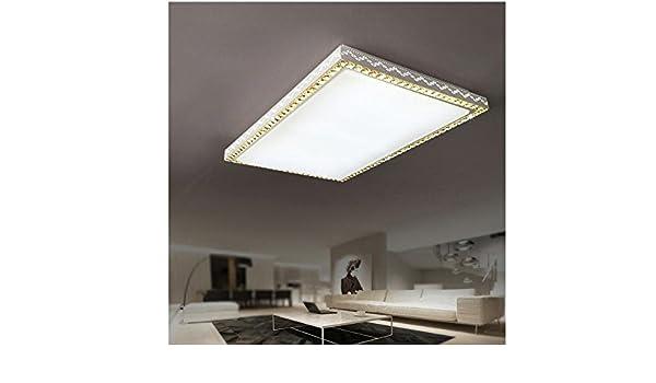 Plafoniere Rettangolari Cristallo : Dolsuml moderno e semplice design lampade a sospensione plafoniere