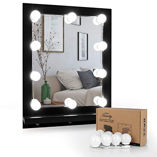 Luces Espejo – hairby kit LED Hollywood Luces