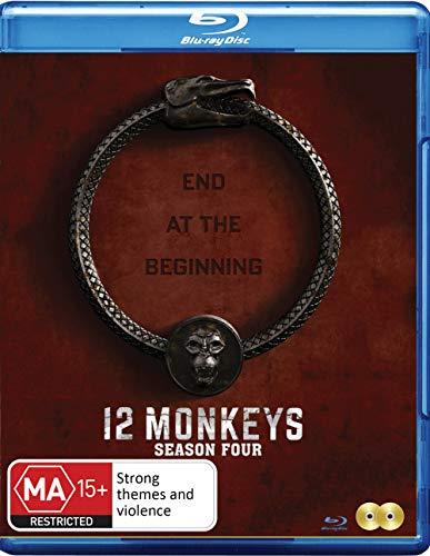 12 Monkeys - Season 4 [Blu-ray]