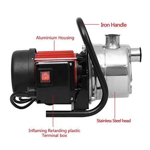Homdox 1200w 230V Water Pump- 50...