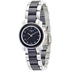 Tissot Quartz Analogue T0642102205600 Ladies Watch