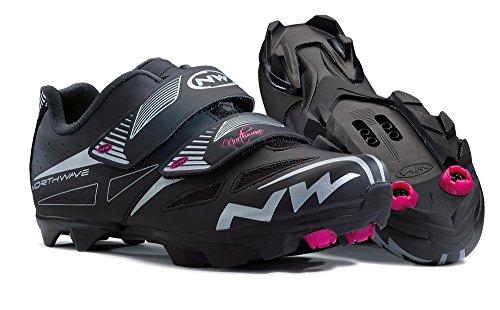 Northwave Elisir Evo Damen MTB Fahrrad Schuhe schwarz 2017: Größe: 41.5