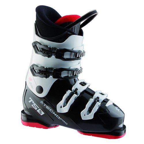 TECNOPRO Ski-Stiefel T50, weiss/schwarz,25,5 (Alpin-ski-stiefel)