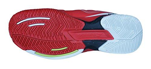 Babolat Propulse Team BPM Chaussures de tennis pour enfants red