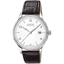 Dugena Herren-Armbanduhr MINOR Analog Quarz Leder 7000245
